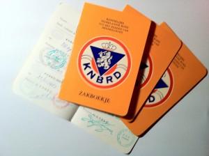 oude zakboekjes